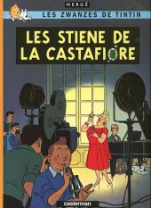 Tintin (en langues régionales) -21Bruxellois- Les Stiene de la Castafiore
