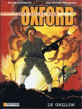 Sept balles pour Oxford -5- Le grillon