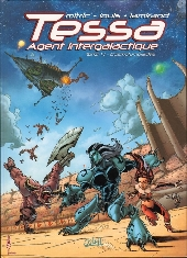 Tessa agent intergalactique -4- Cosmolympiades