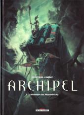 Archipel -3- Le dormeur des profondeurs