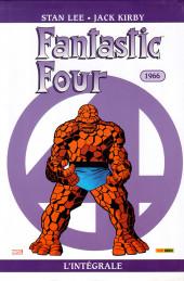 Fantastic Four (L'intégrale) -5- Fantastic four : l'intégrale 1966