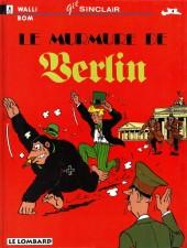Gil Sinclair -4- le murmure de Berlin