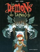 Les démons de Dunwich -1- Malicieuse Rose