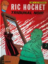 Ric Hochet -32a1987- Tribunal noir
