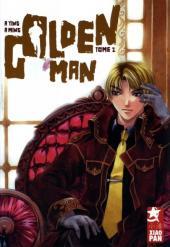 Golden man -2- Volume 2