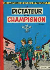 Spirou et Fantasio -7a1972- Le dictateur et le champignon