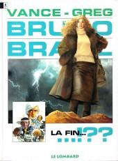 Bruno Brazil -11- La fin...!??