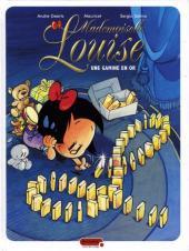 Mademoiselle Louise -3- Une gamine en or