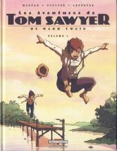 Tom Sawyer (Les Aventures de) (Lefèbvre/Morvan/Voulyzé) -1- Volume 1