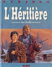 Durango -12- L'héritière