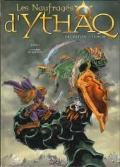 Les naufragés d'Ythaq -4- L'ombre de Khengis