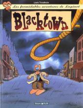 Lapinot (Les formidables aventures de) -4a- Blacktown