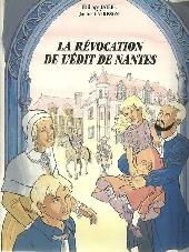 Figures du protestantisme d'hier et d'aujourd'hui -1- La révocation de l'édit de nantes