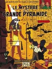Blake et Mortimer (Les Aventures de) -4c2000- Le Mystère de la Grande Pyramide - Tome 1
