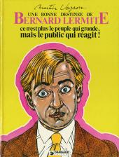 Bernard Lermite -5- Ce n'est plus le peuple qui gronde, mais le public qui réagit !