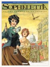 Sophaletta -4- Les larmes de la tsarine