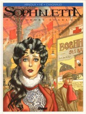 Sophaletta -5- L'Ordre Écarlate