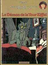 Adèle Blanc-Sec (Les Aventures Extraordinaires d') -2- Le Démon de la Tour Eiffel