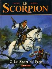Le scorpion -2- Le Secret du Pape