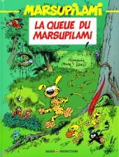 Marsupilami -1Pub- La Queue du marsupilami