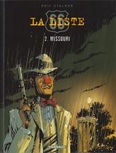 La liste 66 -2- Missouri