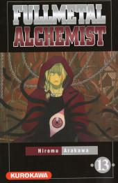 FullMetal Alchemist -13- Tome 13