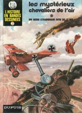 L'histoire en Bandes Dessinées -2- Les mystérieux chevaliers de l'air