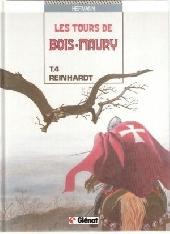 Les tours de Bois-Maury -4b- Reinhardt