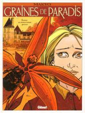 Graines de Paradis - Lise a souvent peur
