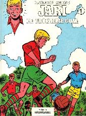 Jari -7a1986- Le troisième goal