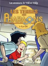 Vick et Vicky (Les aventures de) -11- Sur les terres des pharaons - 1 - la clé
