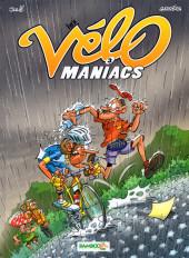 Les vélo Maniacs -3- Tome 3