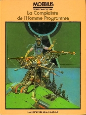 Moebius œuvres complètes -4- La Complainte de l'Homme Programme