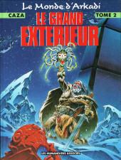 Le monde d'Arkadi -2- Le Grand Extérieur