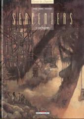 Serpenters -1- Les Fugitifs