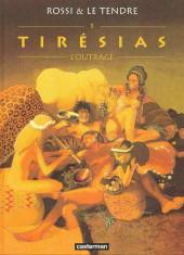 Tirésias -1- L'outrage