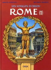 Orion (Les voyages d') -3- Rome (1)