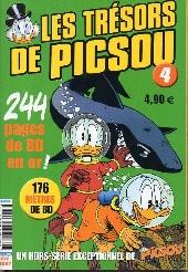 Picsou Magazine Hors-Série -4- Les trésors de Picsou