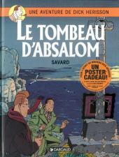 Dick Hérisson -7- Le tombeau d'Absalom