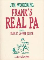 Frank -3- Frank's Real Pa suivi de Frank et la corde de luth
