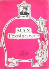 Max l'explorateur - Tome 1