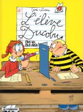 L'Élève Ducobu -13- Pas vu, pas pris !