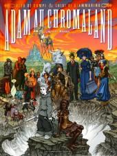 Adam au Chromaland -1- Le musée de l'imaginaire