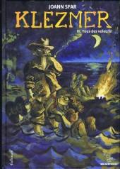 Klezmer -3- Tous des voleurs !