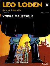 Couverture de Léo Loden -8- Vodka mauresque