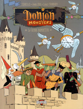 Donjon Monsters -11- Le grand animateur