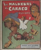 (AUT) Rabier - Les malheurs de Caraco