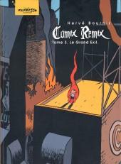 Comix Remix -3- Le Grand Exil