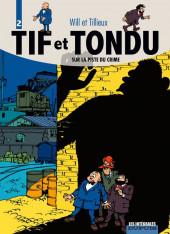 Tif et Tondu (Intégrale) -2- Sur la piste du crime