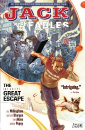 Jack of Fables (2006) -INT01- The (Nearly) Great Escape